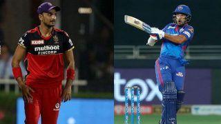 IPL 2021 Orange and Purple Cap: पर्पल कैप में और बुलंद हुए Harshal Patel, ऑरेंज कैप के लिए Shikhar Dhawan को बनाने होंगे 76 रन