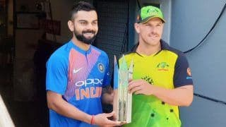 'India May...' Aakash Chopra PREDICTS Winner of IND vs AUS T20 WC Warm-up Game