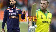 IND vs ENG Live Cricket Score, T20 World Cup 2021: तैयारियों को अंतिम रूप देने उतरेगी टीम इंडिया