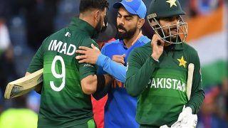 भारत-पाकिस्तान के बीच खेले गए 8 T20 मैच, Virat Kohli सर्वाधिक रन जड़ने वाले बल्लेबाज