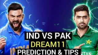 IND vs PAK Dream11 Team Prediction, Fantasy Cricket Hints ICC T20 World Cup 2021: Captain, Vice-Captain, Playing 11s - India vs Pakistan, Team News For Today's T20 Match 16 - Group 2 at Dubai International Stadium at 7:30 PM IST October 24 Sunday