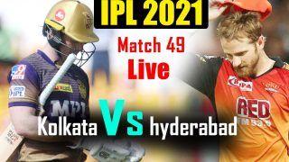 IPL 2021 MATCH HIGHLIGHTS KKR vs SRH Match 49 Today Cricket Updates: Shubman Gill, Bowlers Star as Kolkata Knight Riders Beat SunRisers Hyderabad by 6 Wickets