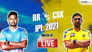 RR vs CSK MATCH HIGHLIGHTS Today IPL Match 47 Cricket Updates: Shivam Dube, Yashasvi Jaiswal Fifties Power Rajasthan Royals to 7-Wicket Win vs Chennai Super Kings