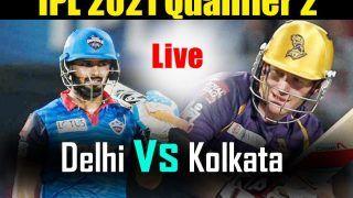 IPL 2021 MATCH HIGHLIGHTS, DC vs KKR 2021 Scorecard Qualifier 2 Cricket Updates: Kolkata Knight Riders Beat Delhi Capitals by 3 Wickets to Book Summit Clash vs Chennai Super Kings