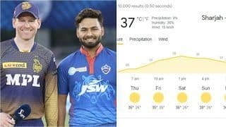 IPL 2021 DC vs KKR Head to Head, Fantasy Tips, Weather Forecast: Delhi Capitals vs Kolkata Knight Riders- Probable Playing 11s, Prediction, Pitch Report For Qualifier 2 at Sharjah Cricket Stadium