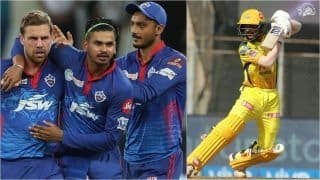 IPL 2021 Points Table Today Latest After DC vs CSK, Match 50: Delhi Capitals Beat Chennai Super Kings to Claim No.1 Position; Ruturaj Gaikwad Climbs to 2nd Spot in Orange Cap Tally