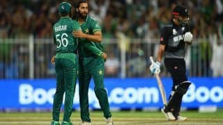 Imad Wasim Has a Special Message For Pakistan Fans After Win Over NZ