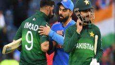 IND vs PAK, T20 World Cup 2021: दोनों मुल्क जीत चुके खिताब, जानिए कैसा रहा भारत-पाकिस्तान का विश्व कप में रिकॉर्ड?
