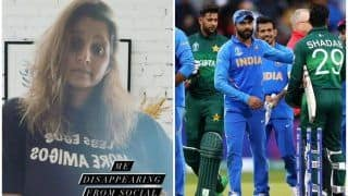 WATCH | Why Sania Plans to Take Break From Social Media on Day of Ind vs Pak T20 WC Clash