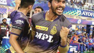 IPL 2021: Venkatesh Iyer Reveals Reason Behind Celebration With Rahul Tripathi After KKR Beat DC