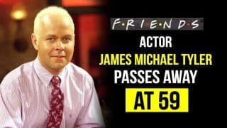 Actor James Michael Tyler Who Played Gunther In 'Friends' Passes Away At 59; Jennifer Aniston Posts A Miss You Message