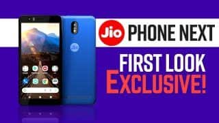 Reliance Jio Unveils JioPhone Next at JUST 500: Key Features, Specs Revealed | Watch Video