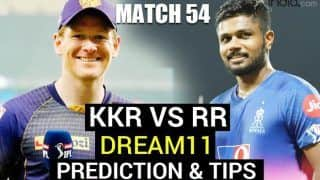 KKR vs RR Dream11 Team Prediction, Fantasy Cricket Hints VIVO IPL 2021 Match 54: Captain, Vice-Captain - Kolkata Knight Riders vs Rajasthan Royals, Playing 11s, Team News For Today's T20 Match at Sharjah Stadium 7.30 PM IST October 7 Thursday