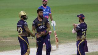 IPL 2021, KKR vs RR: कोलकाता ने राजस्थान को 86 रन से रौंदा, प्लेऑफ में लगभग पक्की की जगह !