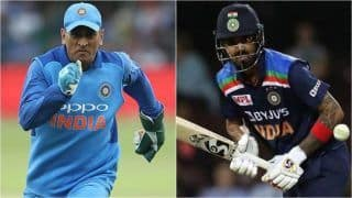 T20 World Cup: Rahul Wants 'Very Strong' Dhoni to Play For Few More Years