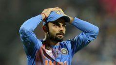 न्यूजीलैंड के खिलाफ मैच से पहले एक हफ्ते के ब्रेक मे मदद मिलेगी लेकिन ओस की चिंता बरकरार: कोहली