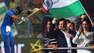 VIDEO: When Virat Kohli Bowed to Sachin Tendulkar to Show Respect After India Hammer Pakistan in 2016 T20 WC