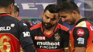 IPL 2021: Virat Kohli Hails Umran Malik For Bowling Fastest Ball of The Tournament