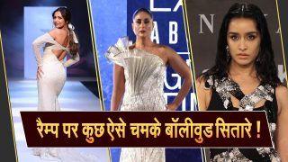 Kareena Kapoor Khan To Malaika Arora : Bollywood Stars Who Slayed On Ramp In Lakme Fashion Week 2021, Watch Video