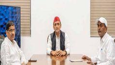 UP: मायावती सरकार में मंत्री रहे BSP के दो पूर्व नेता लालजी वर्मा, रामअचल राजभर ने SP में किया शामिल होने का ऐलान