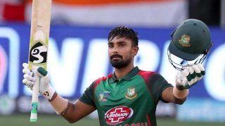 ICC T20 World Cup 2021: लिटन दास और लाहिरू कुमार पर चला डंडा, आईसीसी ने की ये कार्रवाई