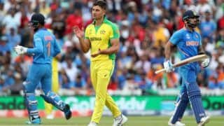 दक्षिण अफ्रीका के खिलाफ ओपनिंग विश्व कप मैच से पहले फिट हो जाएंगे स्टोइनिस: हेजलवुड