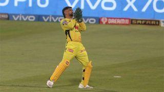 IPL 2021 Final CSK vs KKR: MS Dhoni ने छोड़ा आसान सा कैच, Venkatesh Iyer ने भुनाया मौका- VIDEO देखें