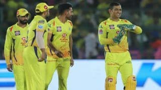 IPL Final: MS Dhoni Might be in CSK as Mentor Next Year Not a Player - Aakash Chopra