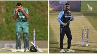 T20 WC: Pakistan Fangirl Makes Hilarious Request to MS Dhoni Ahead of Ind vs Pak Match in Dubai, Video Goes Viral | WATCH
