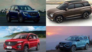 Mahindra XUV700 vs Hyundai Alcazar vs MG Hector Plus vs Tata Safari: Price Comparison