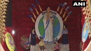 Durga or Didi? Kolkata Pandal Features Goddess Idol Resembling TMC Chief | See Pics