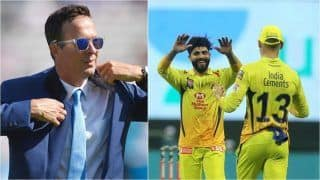 IPL 2021 Final: Michael Vaughan Predicts Winner of Chennai Super Kings vs Kolkata Knight Riders Match in Dubai, Names CSK All-Rounder to Win Player of The Match
