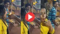 Ladki Ka Video: पान खा रही लड़की को देखकर ऐसा कुछ करने लगा शख्स, हंसते-हंसते पेट पकड़ लेंगे | Viral हुआ ये वीडियो