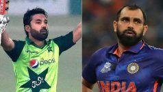 IND vs PAK: Shami के समर्थन में उतरे पाक बल्लेबाज रिजवान ने भारत को दी नसीहत, 'अपने स्टार का सम्मान करें...'