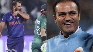 India vs Pakistan: खराब प्रदर्शन के बाद मोहम्मद शमी पर होने लगी नस्लभेदी टिप्पणी, सहवाग ने दिया करारा जवाब