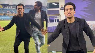 WATCH | 'Mujhe Maaro' Guy Celebrates Pakistan's Win; Video Goes Viral