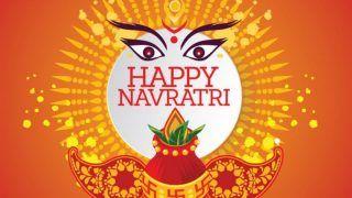 Shardiya Navratri 2021 WhatsApp Wishes: नवरात्रि के मौके पर स्टीकर्स के जरिए ऐसे भेजें शुभकामनाएं