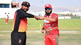 T20 World Cup 2021 Live Streaming: कब और कहां देखें राउंड 1 में ओमान vs पापुआ न्यू गिनी, पहला मैच