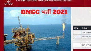 ONGC Recruitment 2021: ONGC में इन पदों पर आवेदन करने की आज है अंतिम डेट, जल्द करें अप्लाई, होगी अच्छी सैलरी