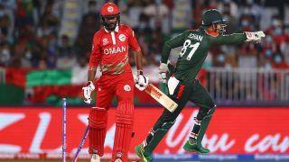 BAN vs OMA Match Full Highlights, Bangladesh vs Oman Full Match Highlights, T20 World Cup 2021