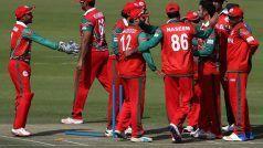 Oman vs Papua New Guinea Live Score, T20 World Cup 2021: यहां जानिए मैच का लाइव स्कोर
