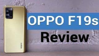 Oppo F19s Launched In India : Know If You Should Buy It Or Not, Review | Watch Video