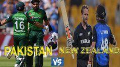 Highlights PAK vs NZ T20 World Cup 2021: पाकिस्तान ने 5 विकेट से न्यूजीलैंड को हराया, दूसरी जीत