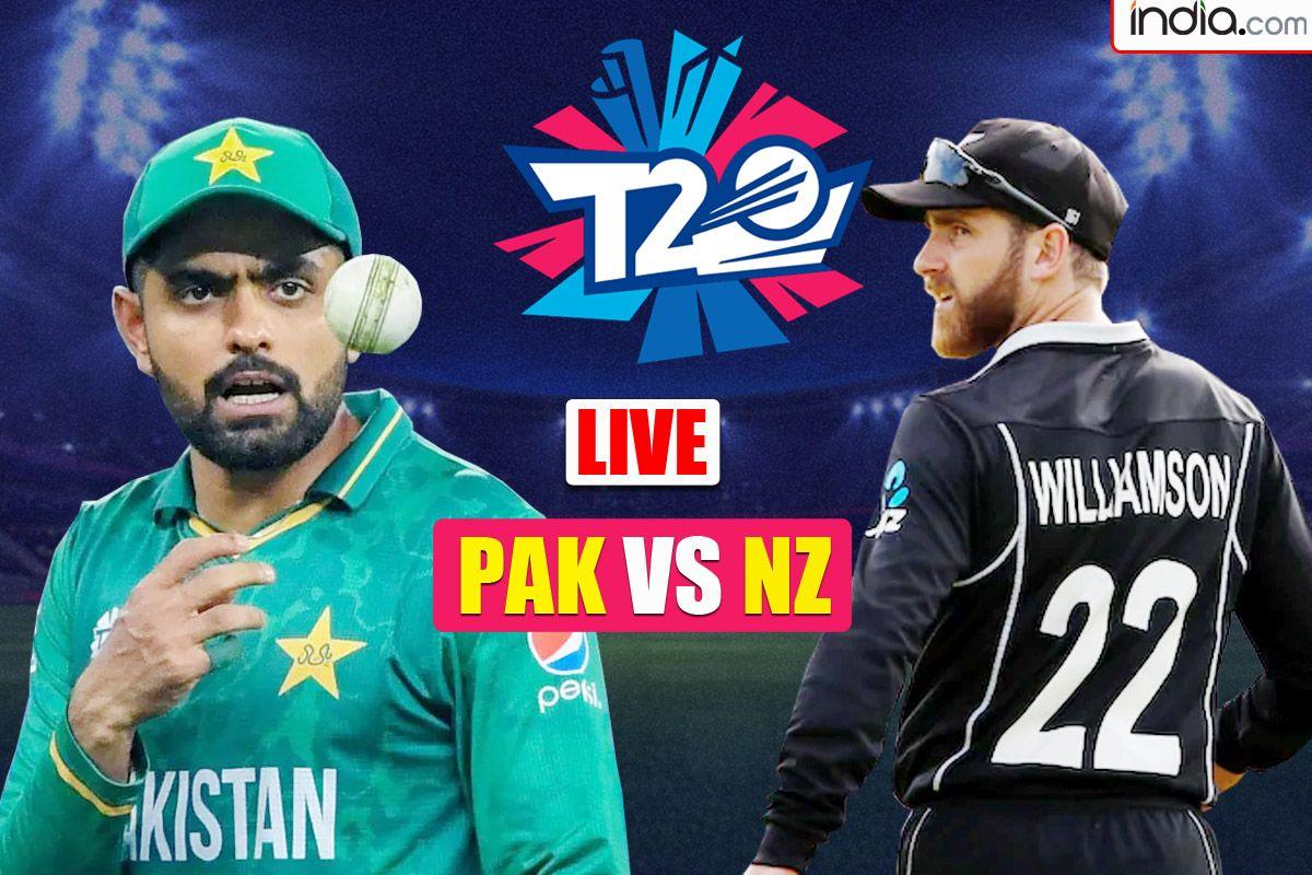 HIGHLIGHTS PAK vs NZ | T20 World Cup: Rauf, Asif Star as Pakistan Thrash New Zealand by 5 Wickets in Sharjah
