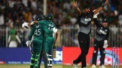 T20 World Cup 2021: पाकिस्तान का अजेय अभियान जारी, न्यूजीलैंड को 5 विकेट से दी मात