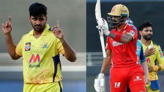 IPL 2021 CSK vs PBKS Match Report and Highlights: KL Rahul की विस्फोटक पारी के दम पर जीता पंजाब