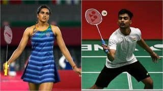 Denmark Open 2021: PV Sindhu Knocked Out in Quarterfinals, Sameer Verma Retires as India's Campaign Ends in Super 1000 Tournament