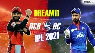 RCB vs DC Dream11 Team Prediction, Fantasy Playing Hints VIVO IPL 2021 Match 56: Captain, Vice-Captain - Royal Challengers Bangalore vs Delhi Capitals, Probable Playing 11s, Injury News For Today's T20 Match at Dubai 7.30 PM IST October 8 Friday