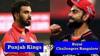 Highlights RCB vs PBKS, IPL 2021: पंजाब के हाथों से फिसली जीत, प्लेऑफ में आरसीबी