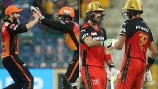 IPL 2021, RCB vs SRH: आखिरी ओवर के रोमांच के बाद हैदराबाद ने दर्ज की चार रन से जीत
